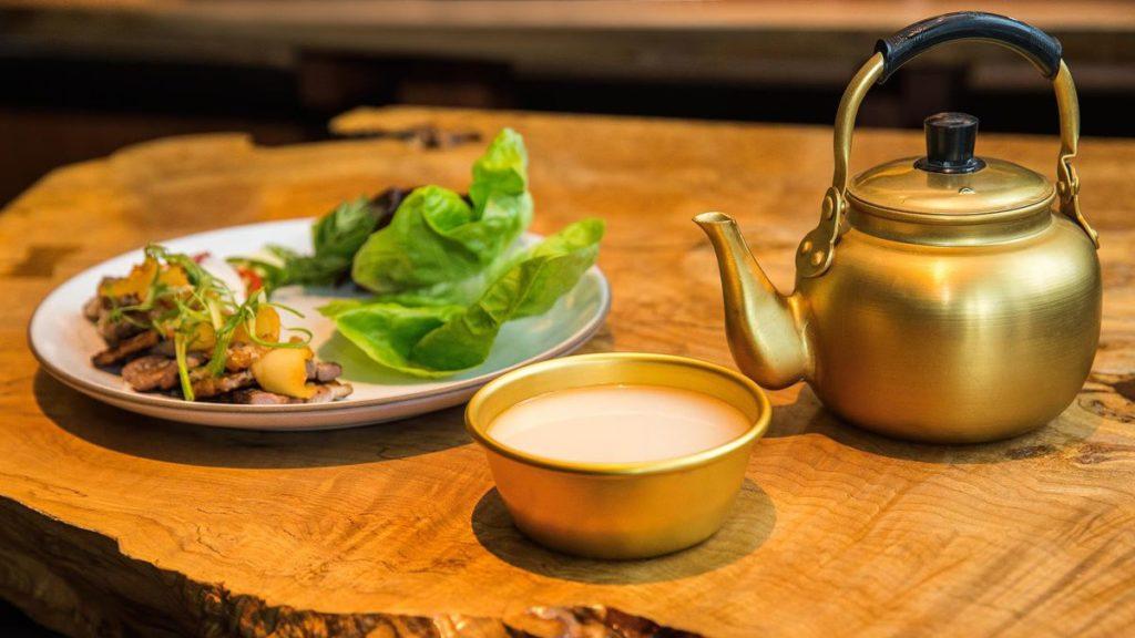 Bebida Tradicional Coreana - Makgeolli