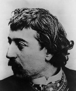 Retrato de Paul Gauguin