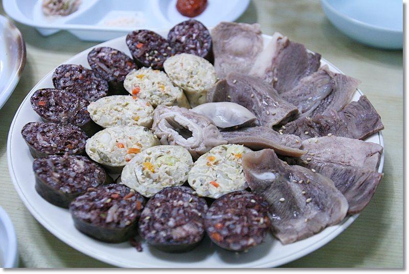 Pratos Populares na Coréia do Sul - Sundae