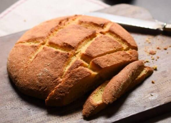 cultura portuguesa comida - Broa