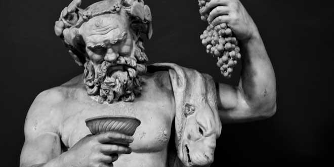 Tudo sobre o Deus Dionísio