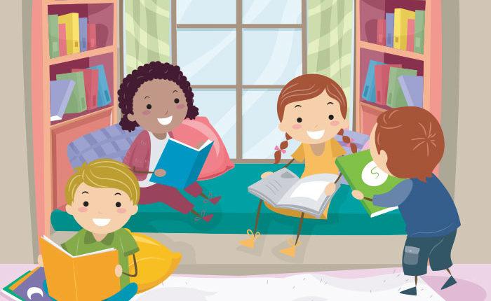Projeto Pedagógico para o Dia do Livro Infantil