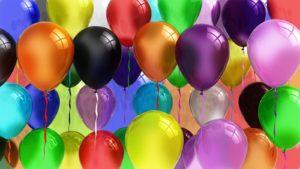 dinâmicas de grupo divertidas: Estourar o Balão