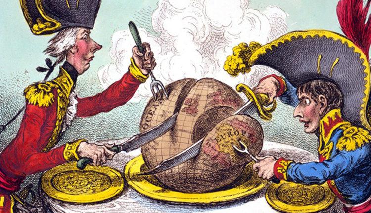 Comparativo entre Imperialismo e Neocolonialismo