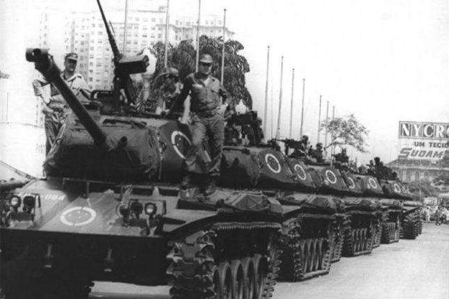 O que foi o regime militar no Brasil