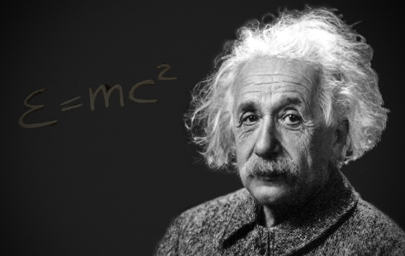 Vida e obras de Albert Einstein