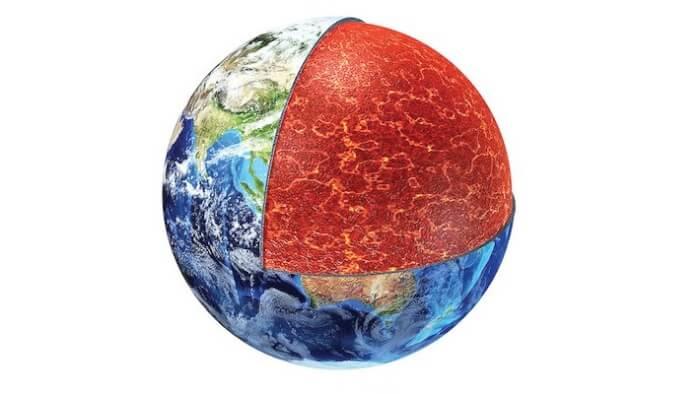 Entenda o que é Astenosfera