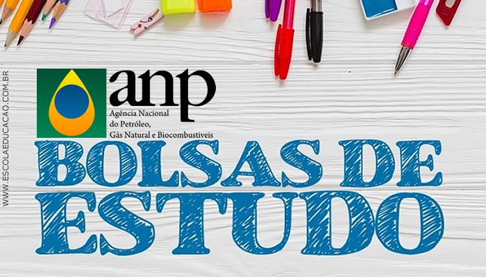 Bolsa de Estudos ANP