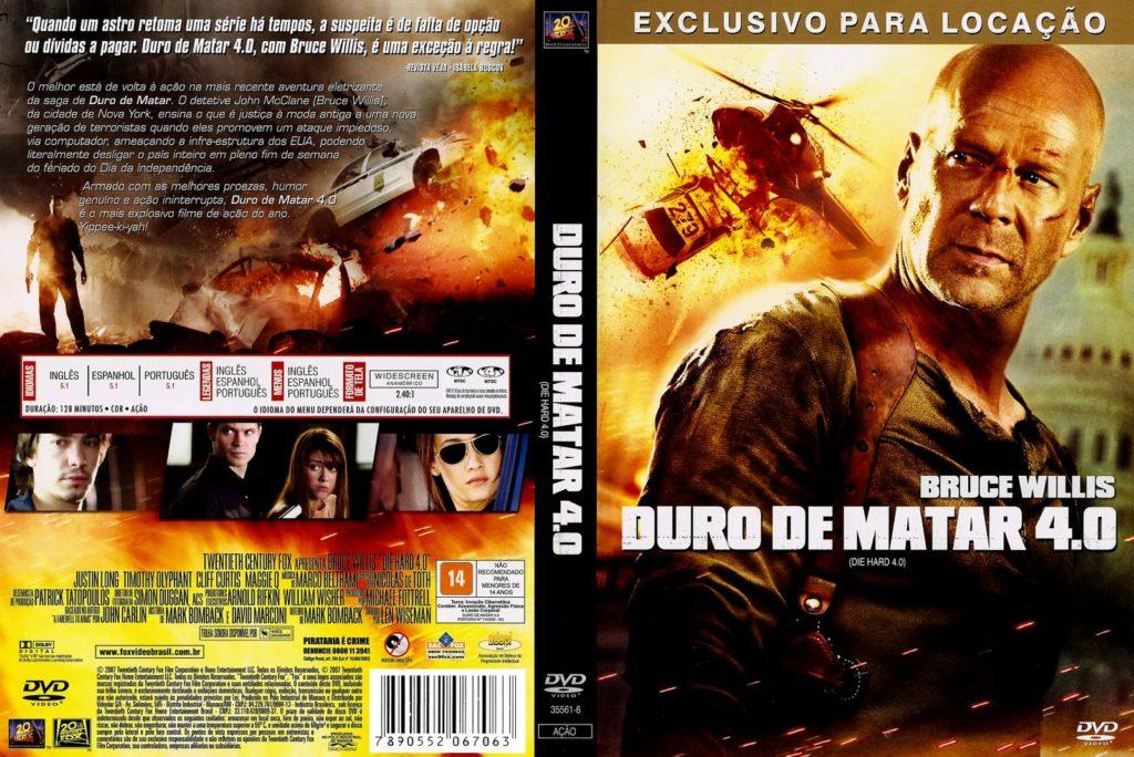 Duro de Matar 4.0 (2007)