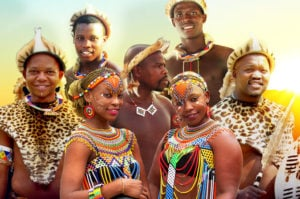 Cultura Zulu África Austral