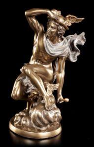 Estátua Deus Hermes