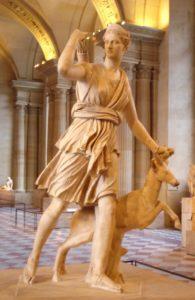 Estátua de Ártemis