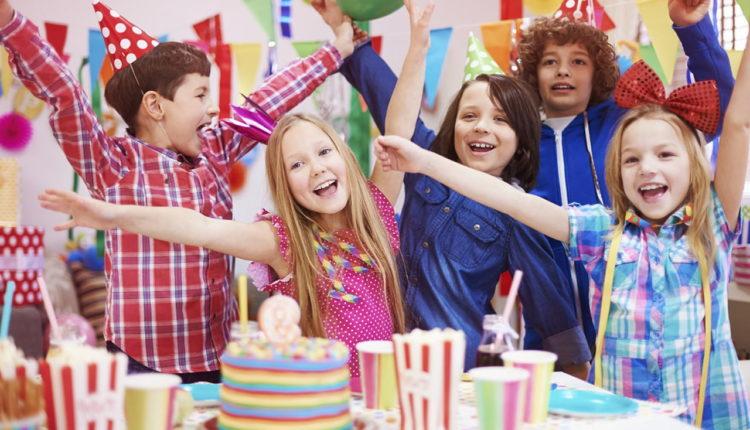 Jogos e brincadeiras para festa infantil