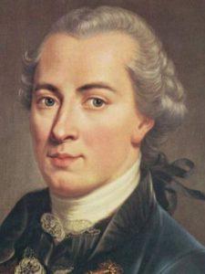 Filósofo Immanuel Kant
