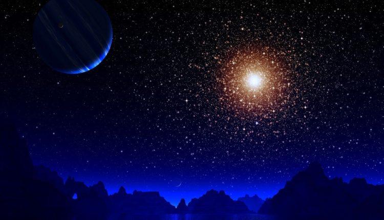 Foto de céu estrelado