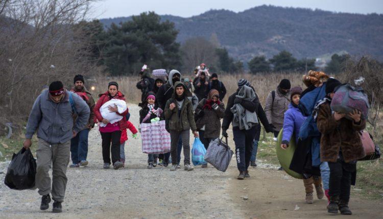 Foto Movimentos Migratórios