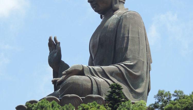 Imagem de Tian Tan Buddha