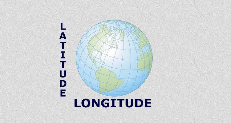 Imagem de Latitude e Longitude