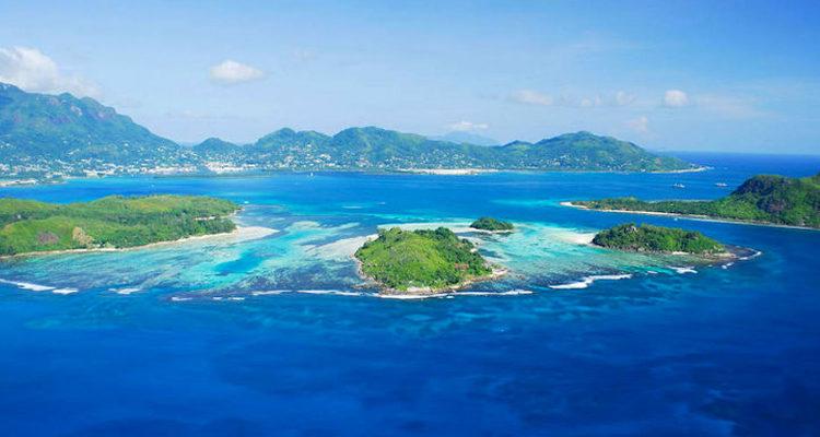 Imagem do Oceano Índico