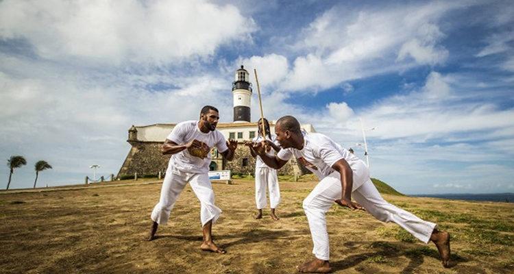 Imagens de Capoeira