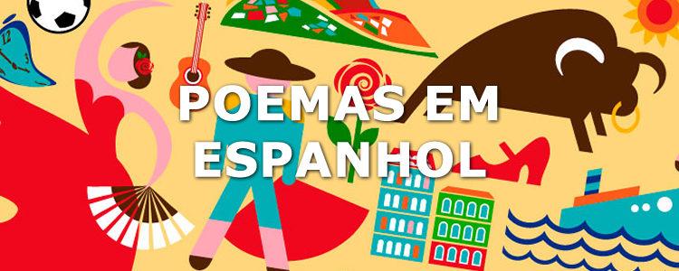 Melhores Poemas em Espanhol