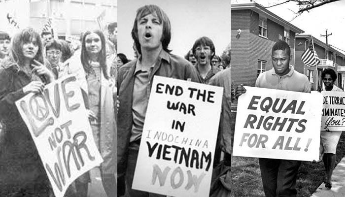 Movimentos da Guerra do Vietnã