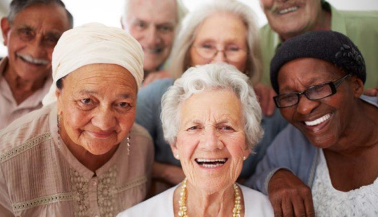 Países com mais idosos