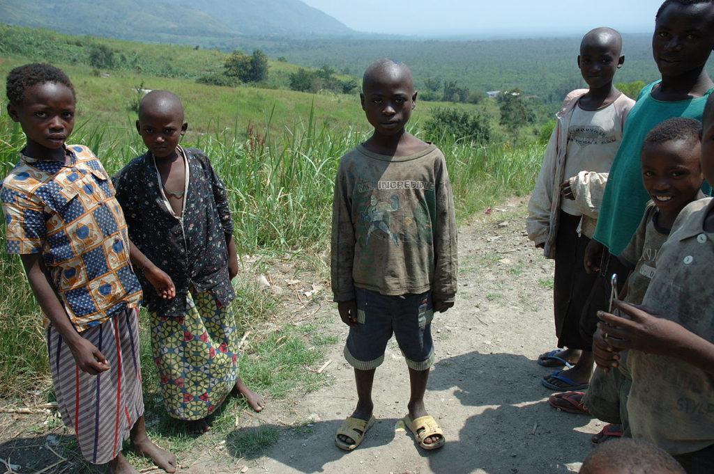 Povo Hutu África Oriental