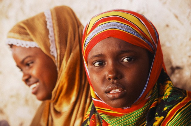 Povo Somali África Oriental