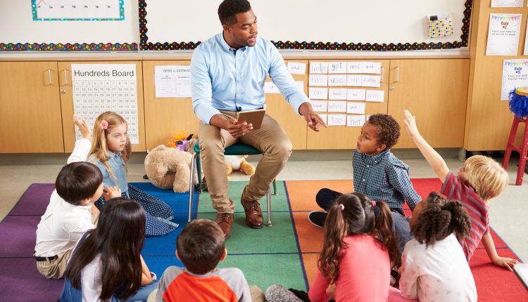 Melhorar a liderança de professores