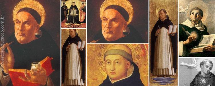 São Tomás De Aquino Frases Oração Filosofia E Resumo Biografias