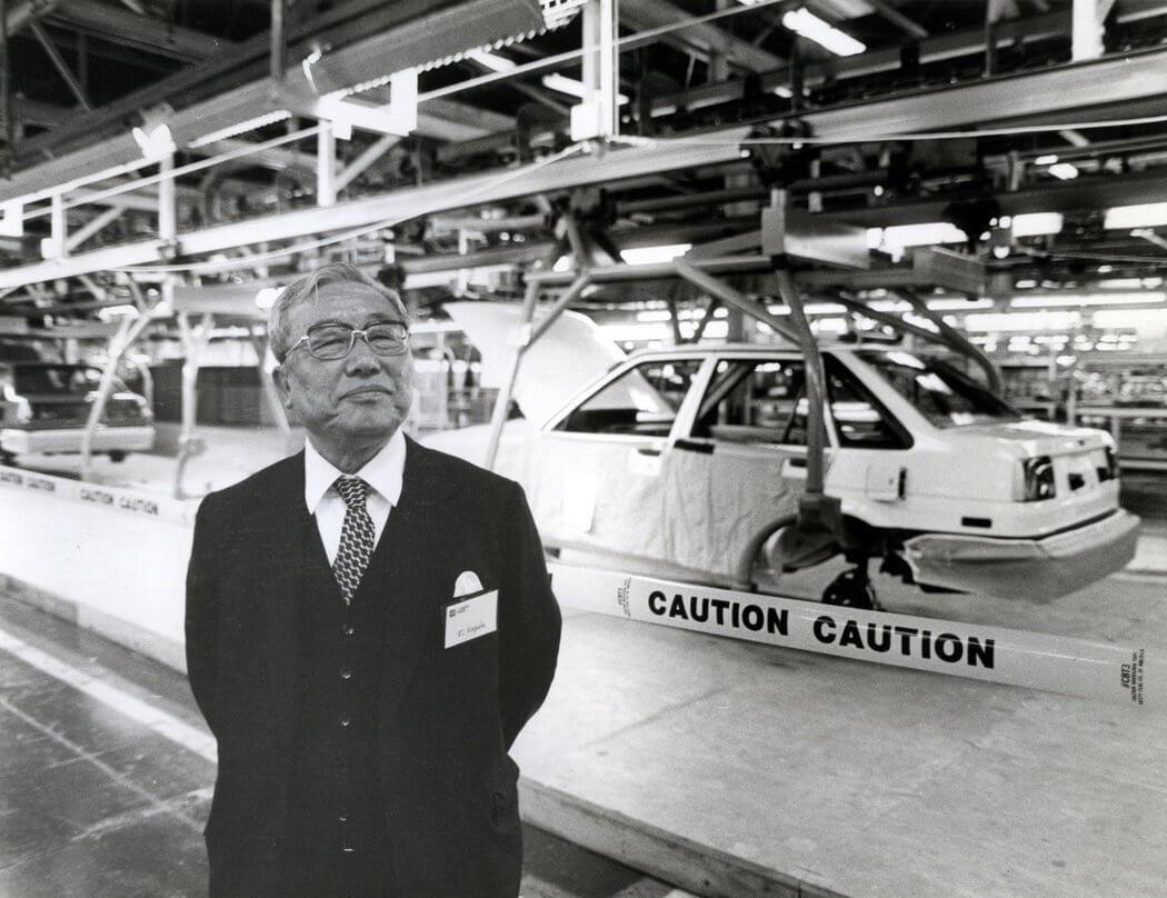 Eiji Toyoda - Toyotismo