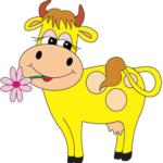 Brincadeira Vaca amarela