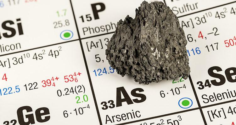 Elemento Químico - Arsênio