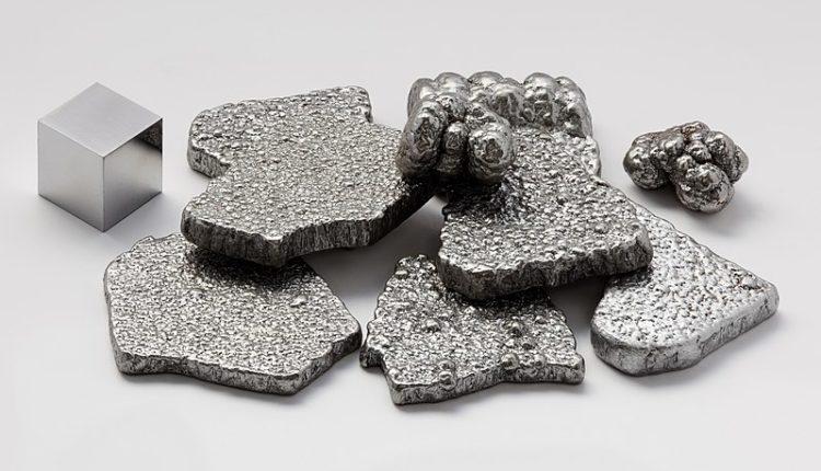 Elemento Químico - Ferro