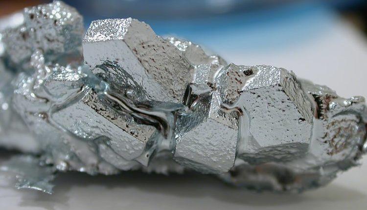 Elemento Químico - Gálio