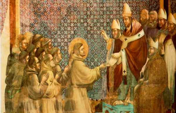 A idade média e a igreja católica
