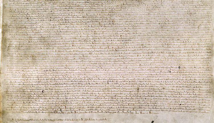 Cópia da Magna Carta