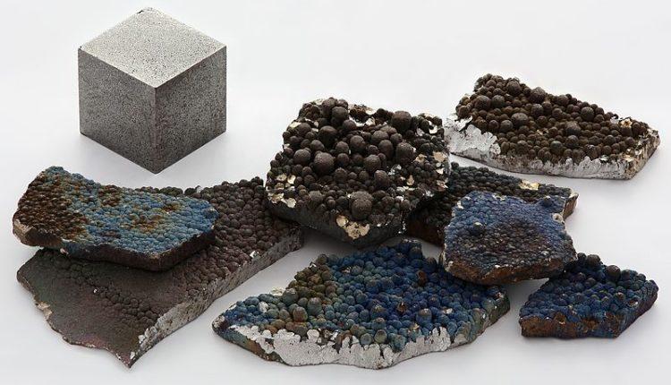 Elemento Químico - Manganês