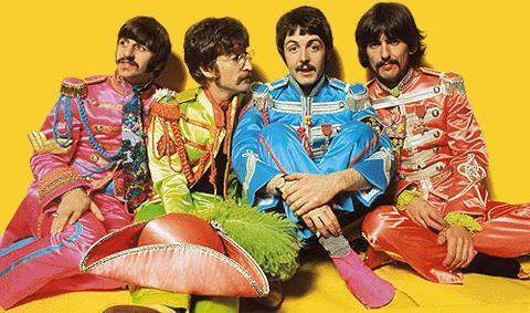 The beatles e movimento hippie