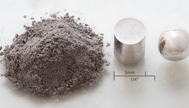 Ródio - Elemento Químico