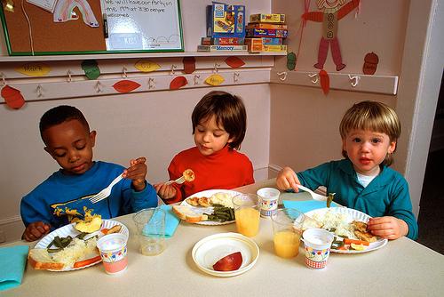 Plano de aula - Alimentação Saudável