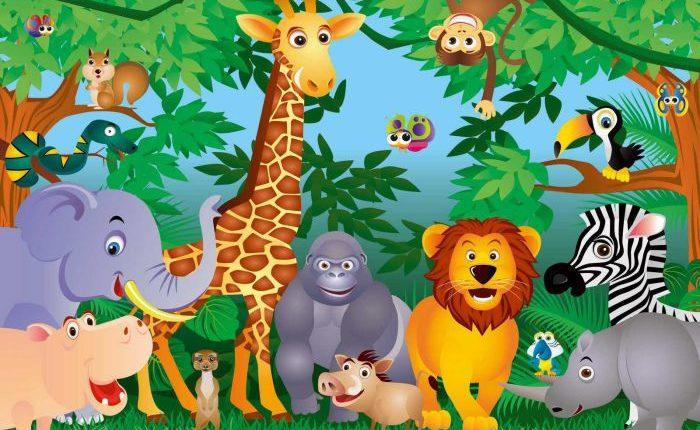 Plano de aula - Animais do Zoológico