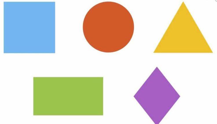 Plano de aula - Formas Geométricas