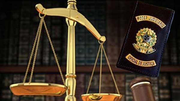 Salário de oficial de justiça
