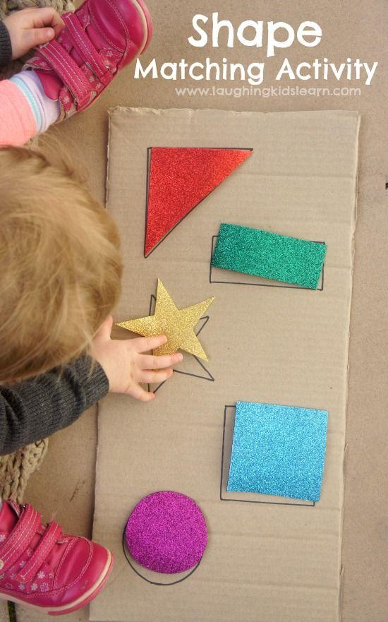 Projeto forma geométrica - Educação infantil