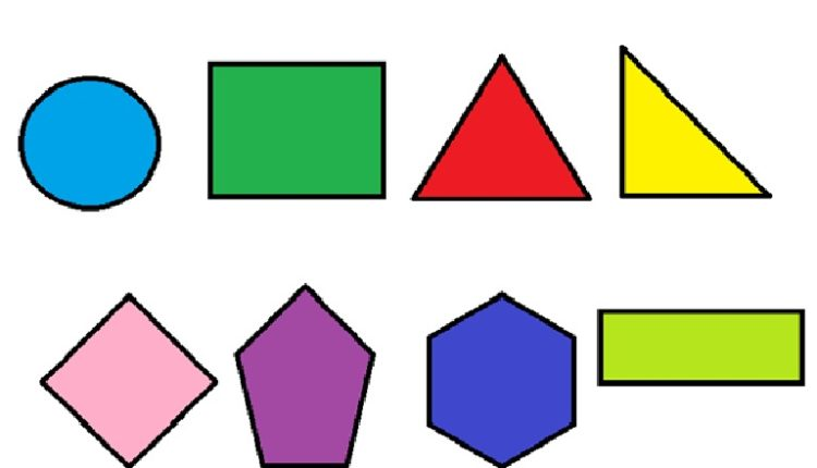 Projeto Formas Geométricas - Educação Infantil