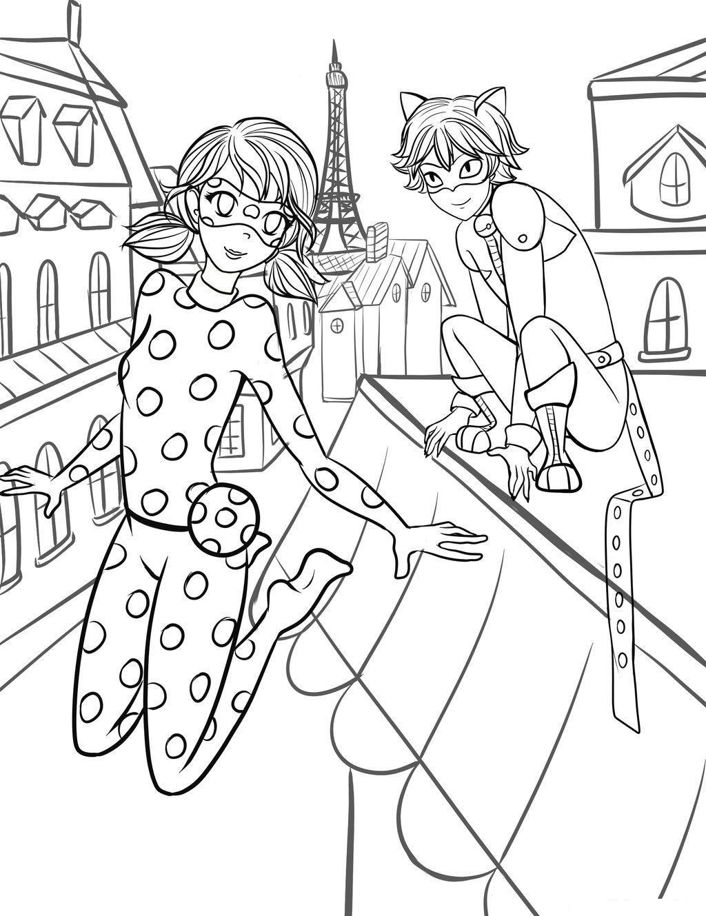 Desenho de carnaval para colorir - Anime