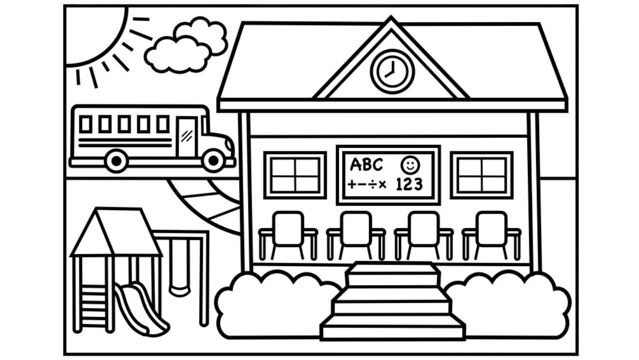 Atividade primeiro dia de aula – Desenhos e atividades