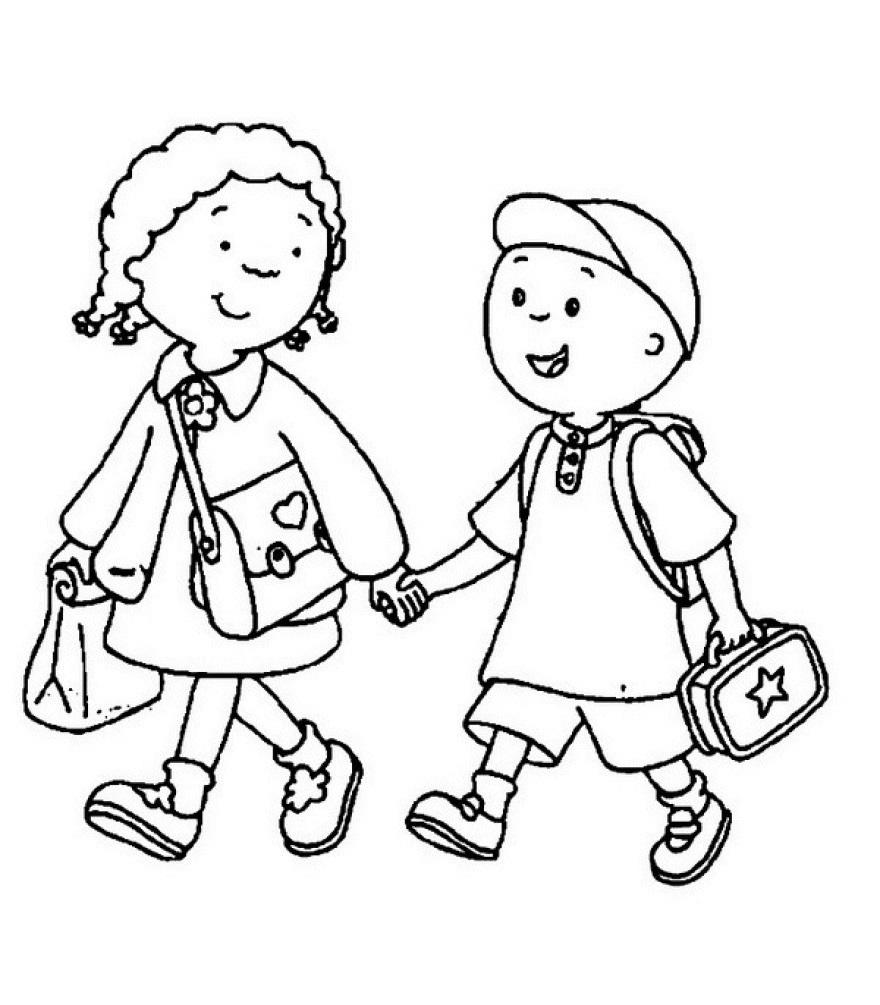 Atividade primeiro dia de aula – Passeando